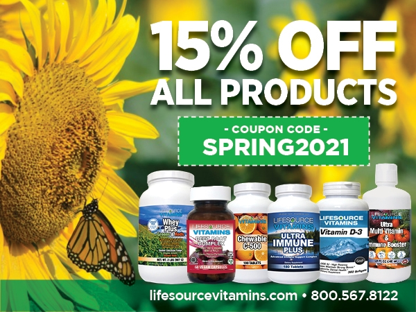 LifeSource Vitamins - Limited time promotion